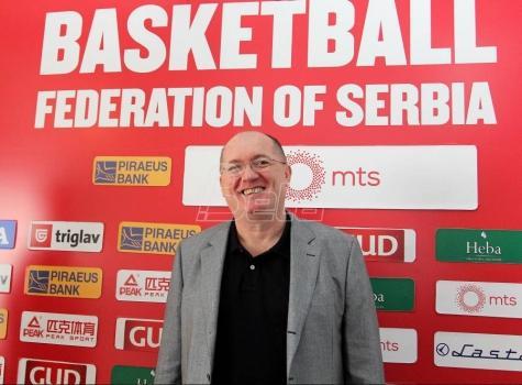 Karadžić zadovoljan igrom i zalaganjem košarkašica u pobedi protiv Slovenije