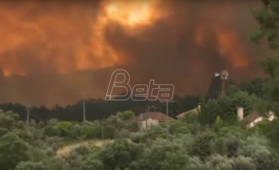 Šumski požari ponovo zahvatili Portugal