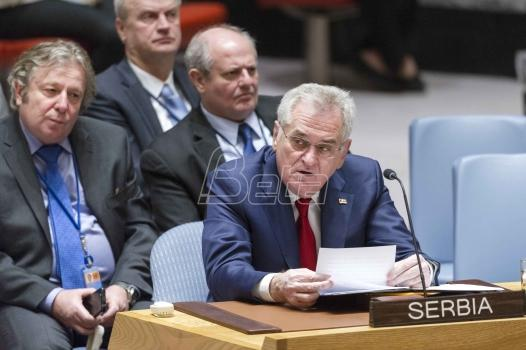 Nikolić: Srbija za mir i dijalog, ali neće pristati na ucene