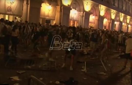 Žena preminula u bolnici od povreda zadobijenih u stampedu u Torinu