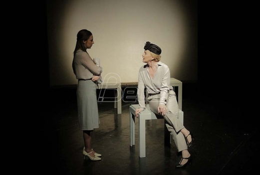 Premijera 'Tri lica samoće' u Bitef teatru (VIDEO)
