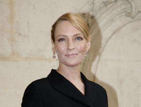 Uma Turman glavna glumica u filmu Larsa fon Trira