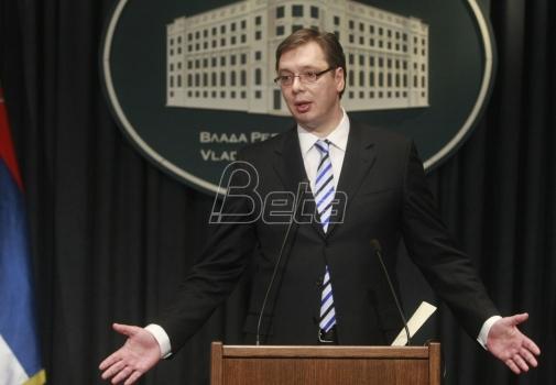 Vučić: Srbija će ukinuti blokadu