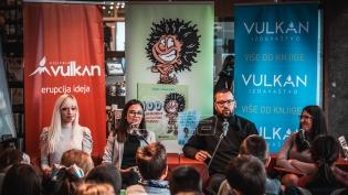 Održana promocija knjige 100 Sizifovih pravopisnih pravila Bojana Jokanovića u Beogradu