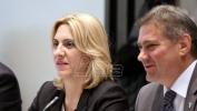 Na inauguraciji Trampa premijerka RS i Dodikova supruga