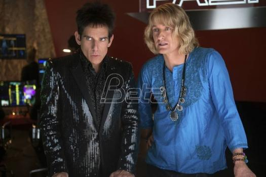 Film Zoolander 2 na vrhu nominacija za Zlatnu malinu (VIDEO)