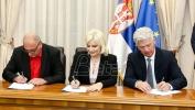 Potpisani kolektivni ugovori za 11.228 radnika železnice